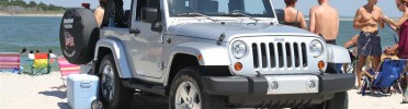 Video Shoot – Jeep Run 2010