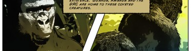 Flip through Galiwango Comic Book 1#