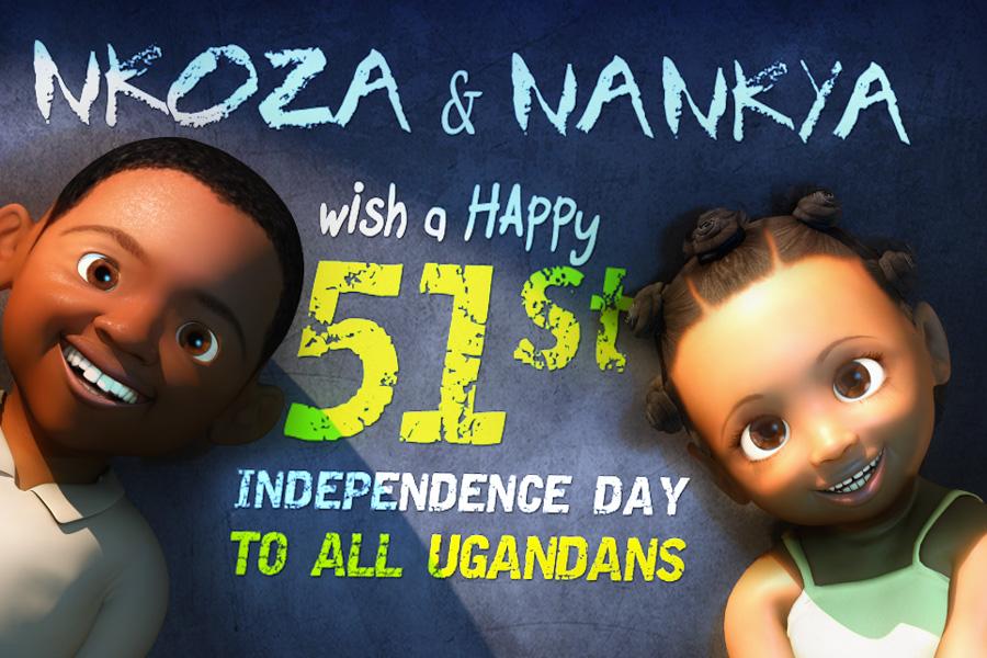 Nkoza_Nankya_Independence_day_Uganda