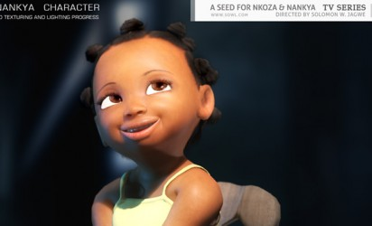 A Seed for Nkoza and Nankya, Animated TV Series