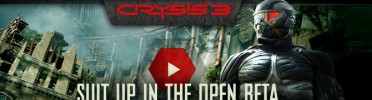 Crysis 3: OPEN BETA ~ Download and Play!!