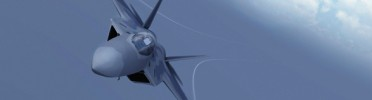 F-22 Close Air Support ~ Vray 3D Render
