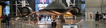 Photo Panoramas ~ National Air & Space Museum, VA