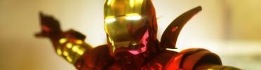 Iron Man, 3ds Max, Octane Render