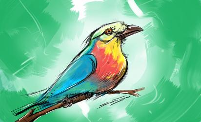 Painting ~ Nature Study