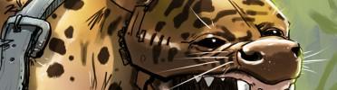 Concept Creature Design ~ Hyena