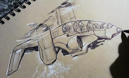 Concept Design, Vika HeloCraft