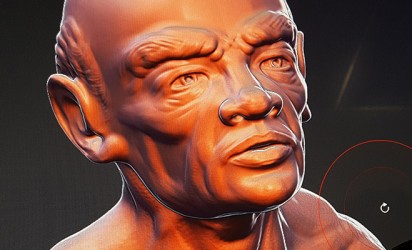 2017 Warm up Sculpt ~ Zbrush 4R7