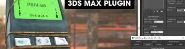 Octane 4.0 3DS Max Plugin ~ Subdivision Surface Options ~ GPU Render
