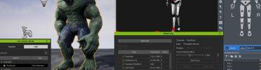 Perception Neuron PRO Mocap Data in Unreal Engine using Unreal  Live Link Plugin, Plus iClone